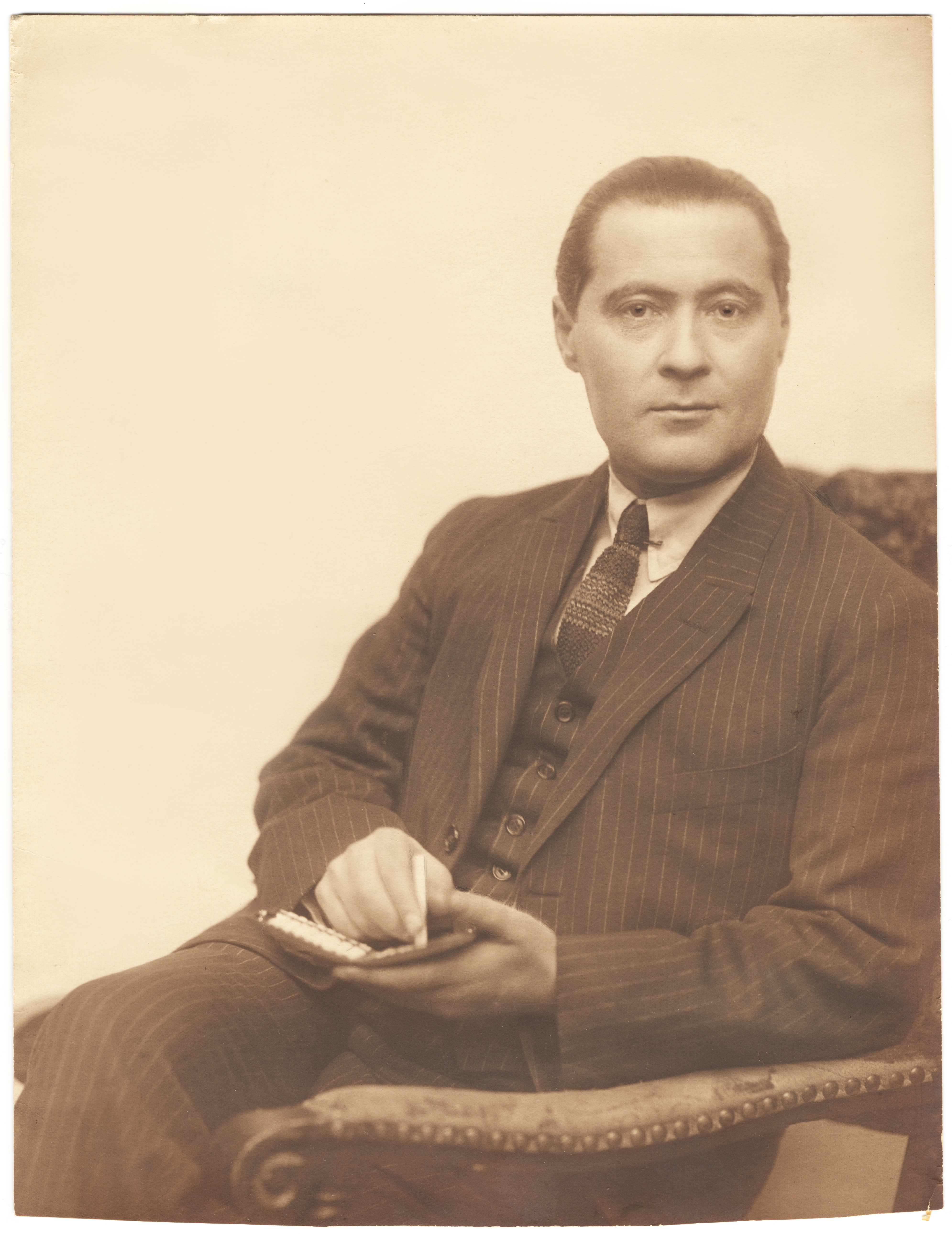 David Oliver c.1925