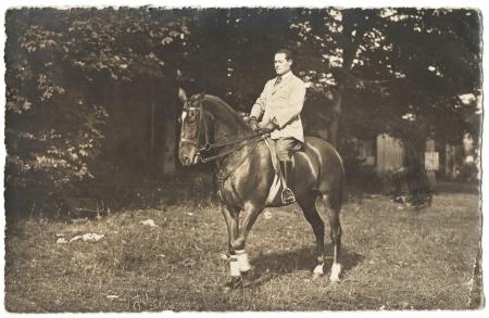 A gentleman in Berlin 1928