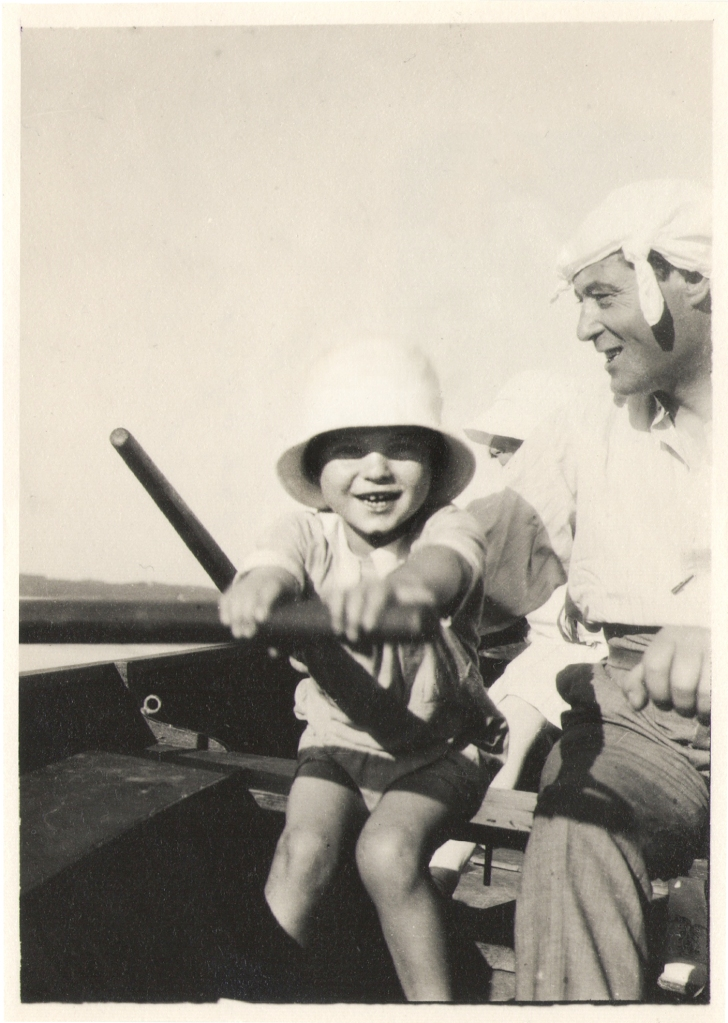 Dad & David Oliver_Maloja