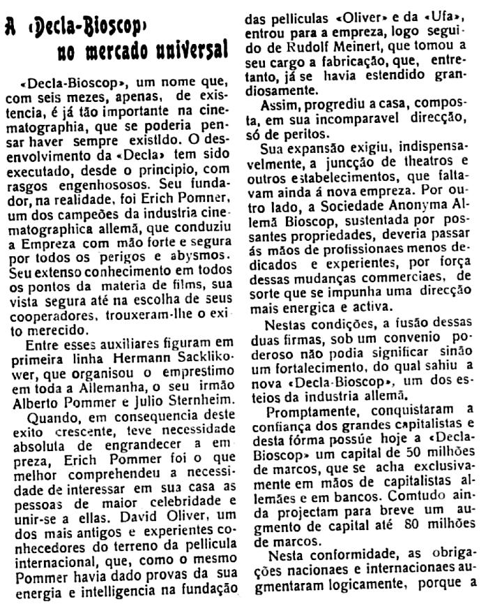 Portuguese Press_1921_A União